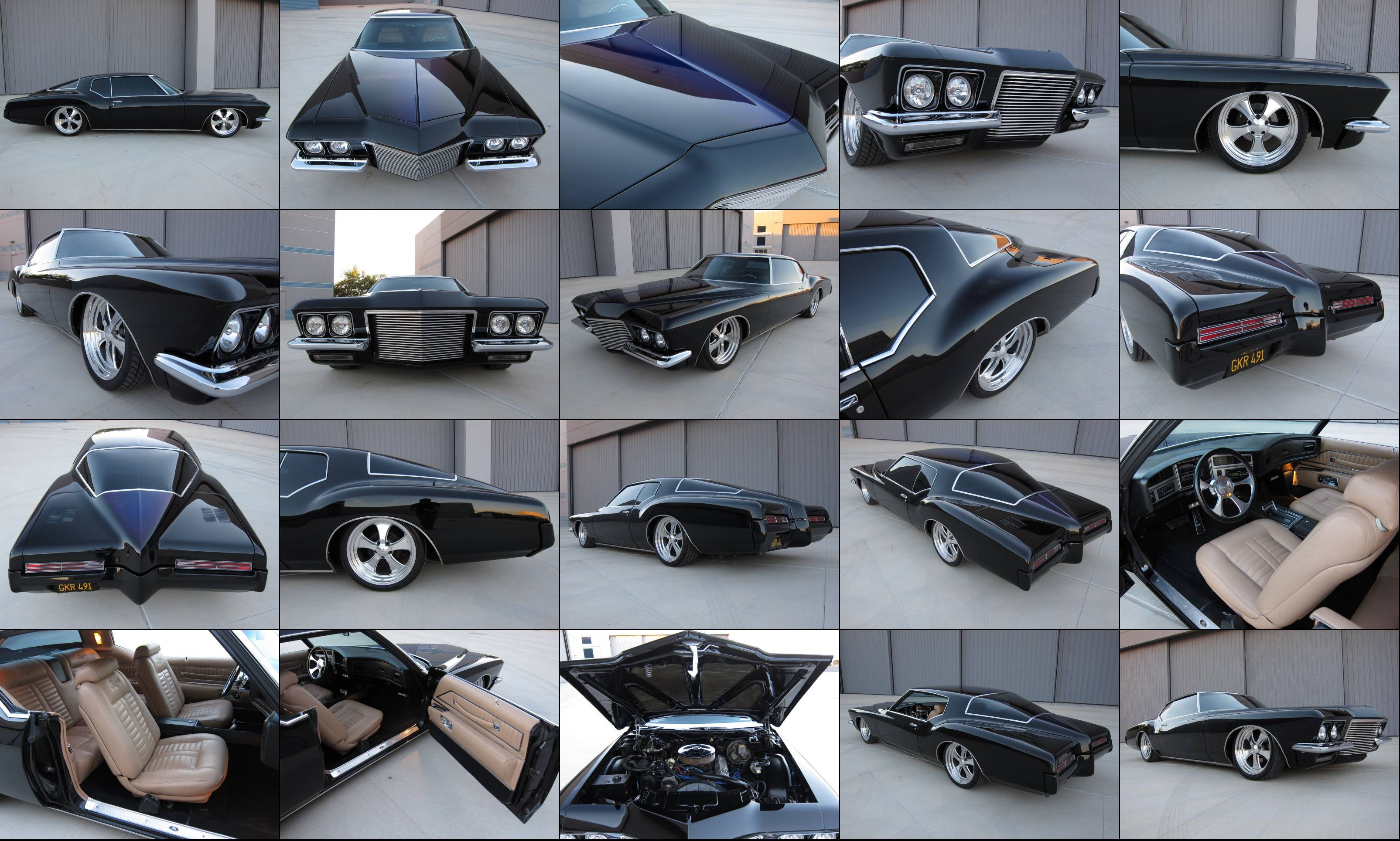 1971 Custom Buick Riviera