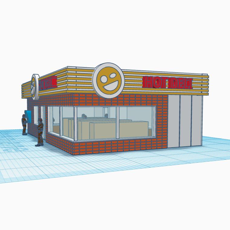 Creation of a custom Z scale diorama / Yuriy Sklyar / San Francisco