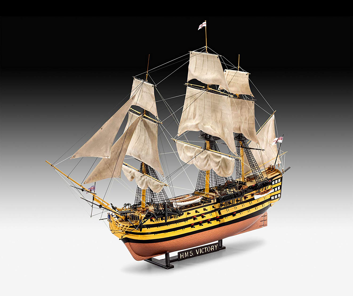 HMS Victory by Revell 1:225 scale