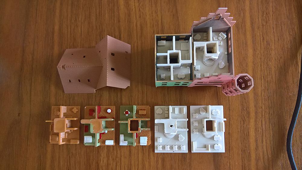 Creation of a custom Z scale diorama / Yuriy Sklyar / San